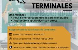 Ateliers gratuits pour les élèves de Terminales