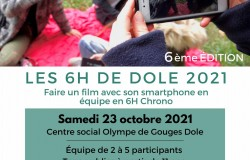 6H de DOLE- samedi 23 octobre 2021