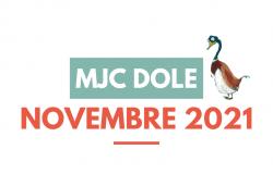 A VENIR À LA MJC - NOVEMBRE 2021
